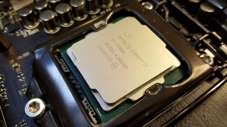 Intel Core i7 7700K verdict