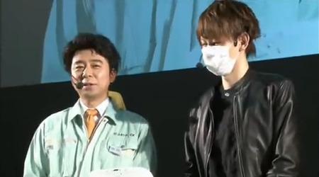 ニコニコ超会議で有野課長「これクリア出来なかったらマスク取って」 実況者・キヨ「やめときます」 ←何様?