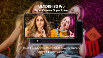 Umidigi-s3-pro