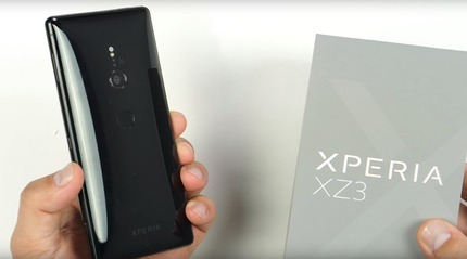 sony_xperia_xz3_unboxing_review