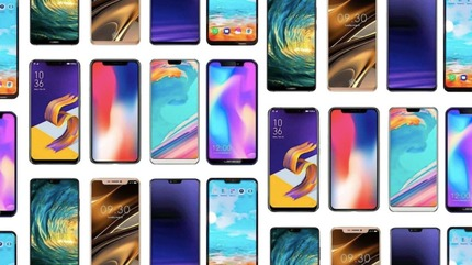 android-phones-with-notch-copying-iphone-x