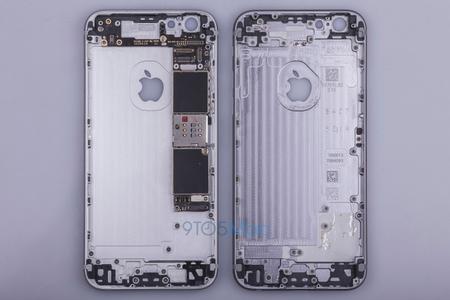 【画像】「iPhone 6s」の筐体が流出 「iPhone 6」とほぼ同じで出っ張りカメラもそのままか