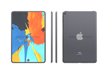 Apple iPhone 12 vs Apple iPad Mini 6 - 2