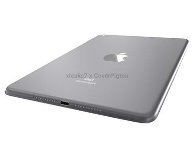 Apple iPhone 12 vs Apple iPad Mini 6 - 3