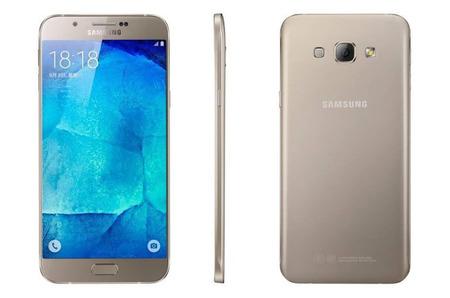 Galaxy-A8-Gold