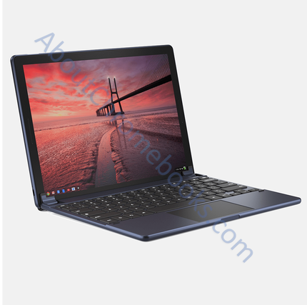 GoogleのChrome OS搭載タブレット「Nocturne」とBluetoothキーボード「Goanna」のプレス画像流出、10月9日に発表予定