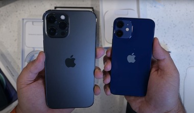 iphone-12-pro-max-vs-mini