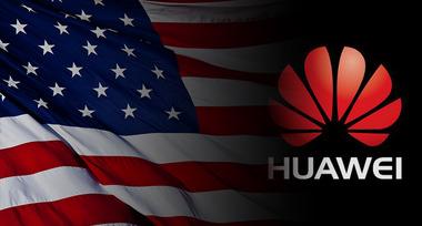 Huawei+US