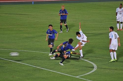 ACL ガンバ大阪対川崎フロンターレ(万博記念競技場)