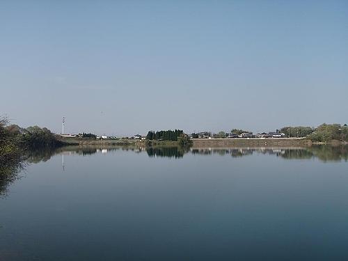 青野ダム 9