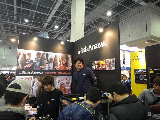 フィッシングショー大阪2011