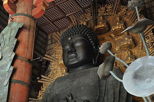 東大寺盧舎那仏像(奈良の大仏) 3