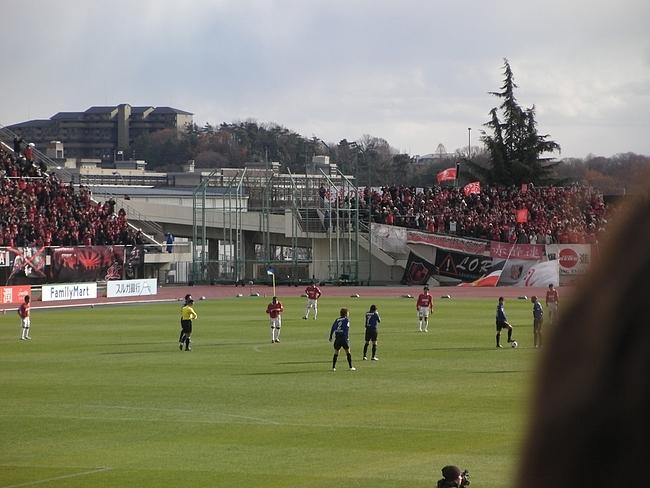 ガンバ大阪 vs 浦和レッズ