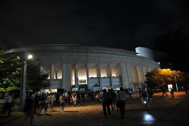 大阪長居スタジアム(2010.09.07 キリンチャレンジカップ2010)