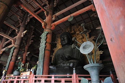 東大寺盧舎那仏像(奈良の大仏) 2