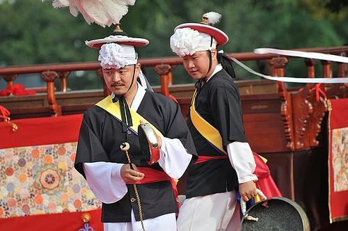 百済文化祭扶余国楽団ブンムルノリ隊 2