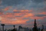 夕焼け雲その2