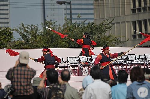 韓国伝統武芸「武藝24技」