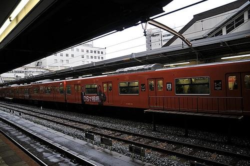 大阪環状線DSで相棒