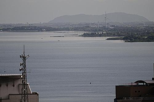 琵琶湖(大津)