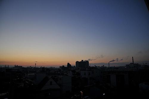 夜明け前 1