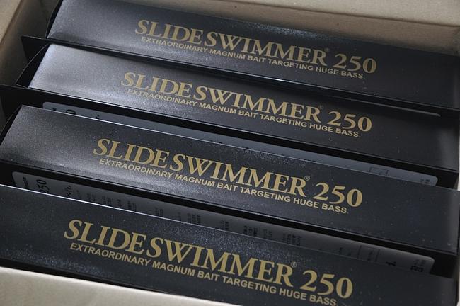 スライドスイマー250 TYPE-SS