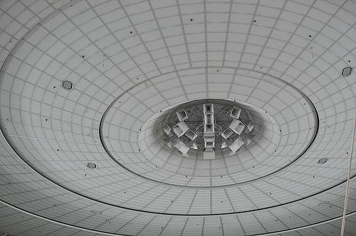 京セラドーム天井