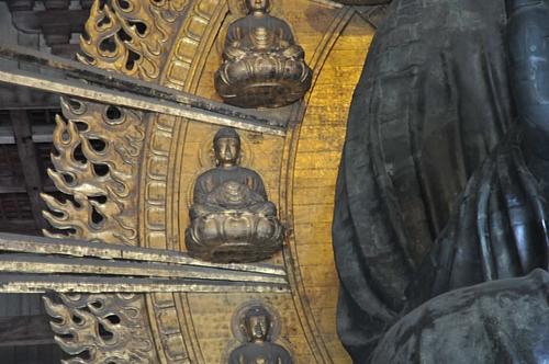 東大寺盧舎那仏像(奈良の大仏) 7
