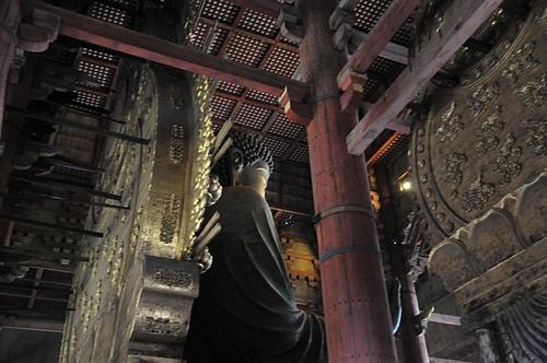東大寺盧舎那仏像(奈良の大仏) 6