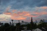 夕焼け雲その1