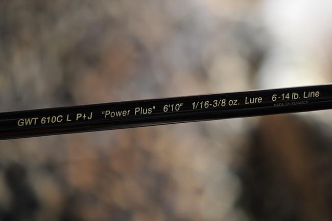 フェンウィック GWT610CLP+J
