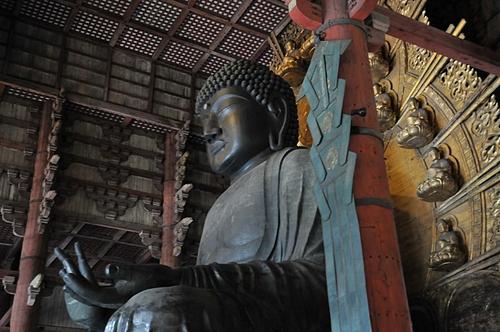 東大寺盧舎那仏像(奈良の大仏) 4