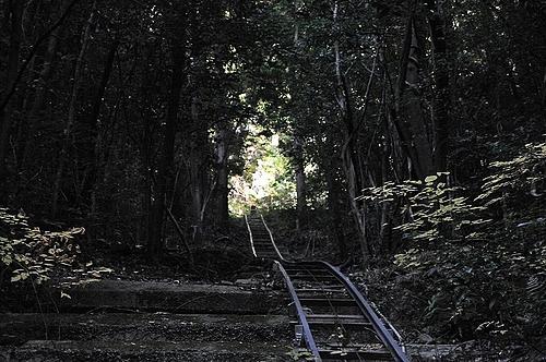 トロッコ線路