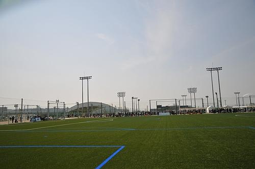 堺市立サッカー・ナショナルトレーニングセンター