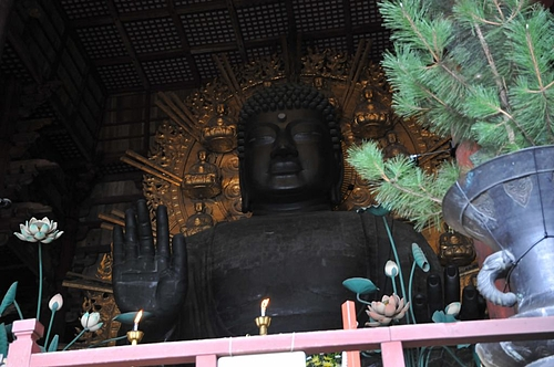 東大寺盧舎那仏像(奈良の大仏) 1