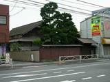 日野甲州街道立派な家