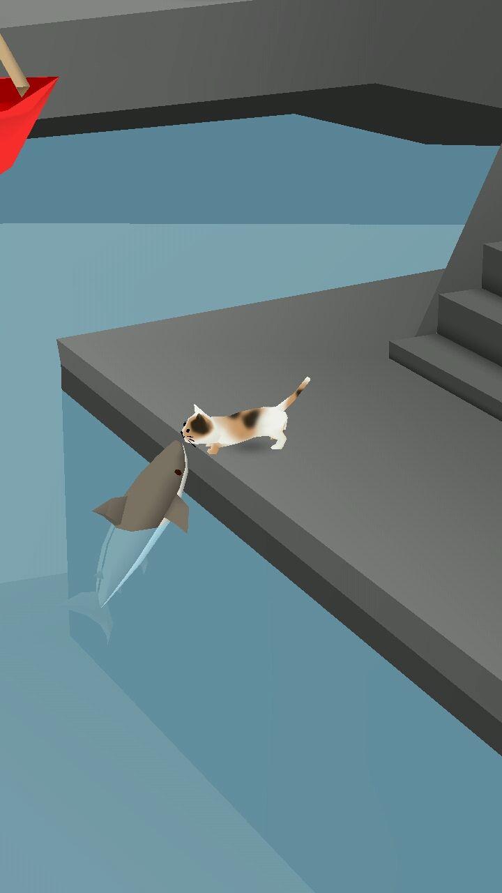 「猫とサメのいる街 」の画像検索結果