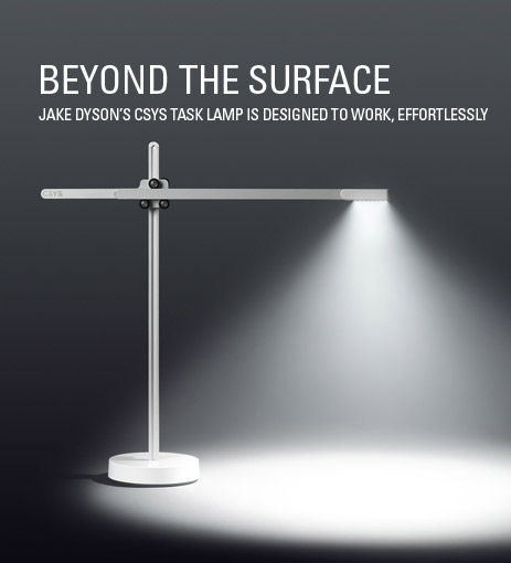 Jake Dyson Light LED710 37LED