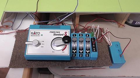 HOゲージ信号機配置2コントローラー