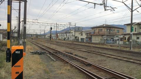 東北本線鷹ノ巣踏切X2東京方面1