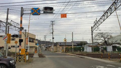 東北本線角田街道本郷X1方向1