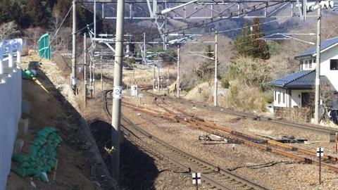 東北本線越河駅仙台方向2