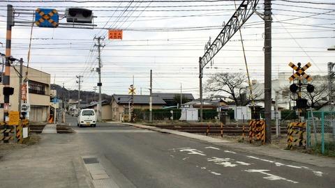 東北本線角田街道本郷X1方向2