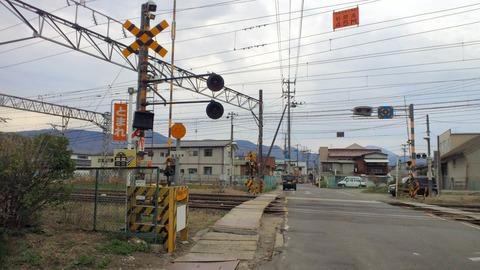 東北本線角田街道本郷X2方向1