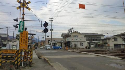 東北本線角田街道(柳町)X2方向1