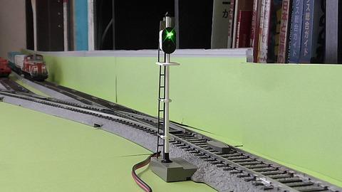HOゲージ信号機配置5配置