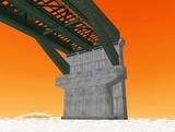 中路式アーチ橋13