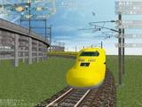 新幹線車両基地923系11