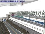 仮想津軽海峡線完成施工前1