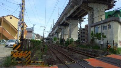東北新幹線高架橋脚F